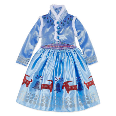 Disney Frozen Dress Up Costume Girls