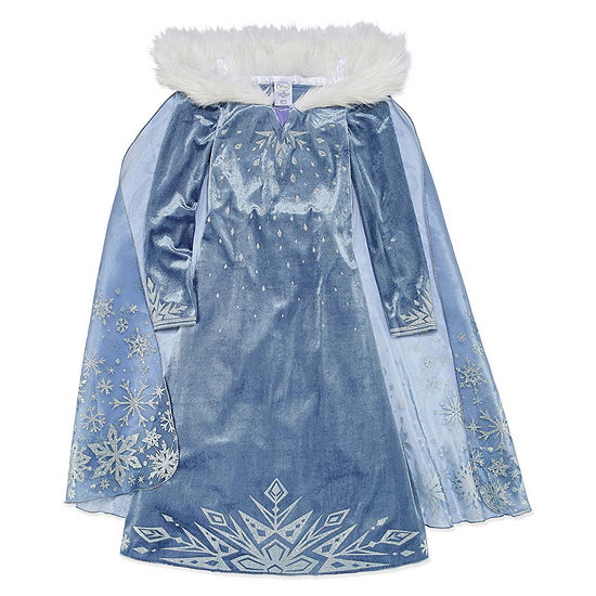 Disney Collection Frozen Elsa Costume Girls