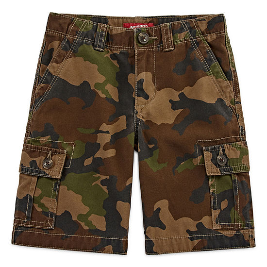 Arizona Boys Cargo Short - Preschool