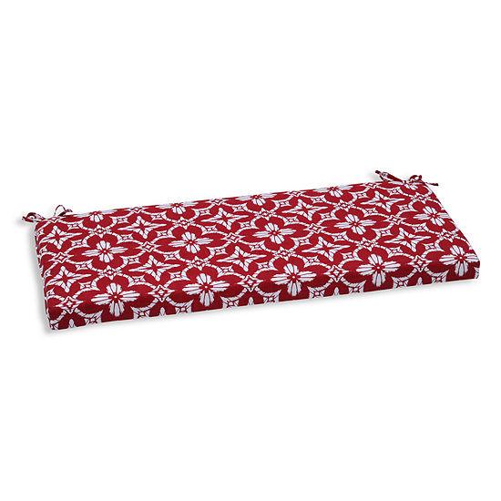 Pillow Perfect 40 Outdoor Aspidoras Bench Cushion