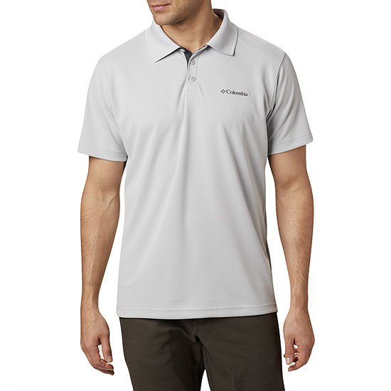 Columbia Utilizer Mens Short Sleeve Polo Shirt Big and Tall