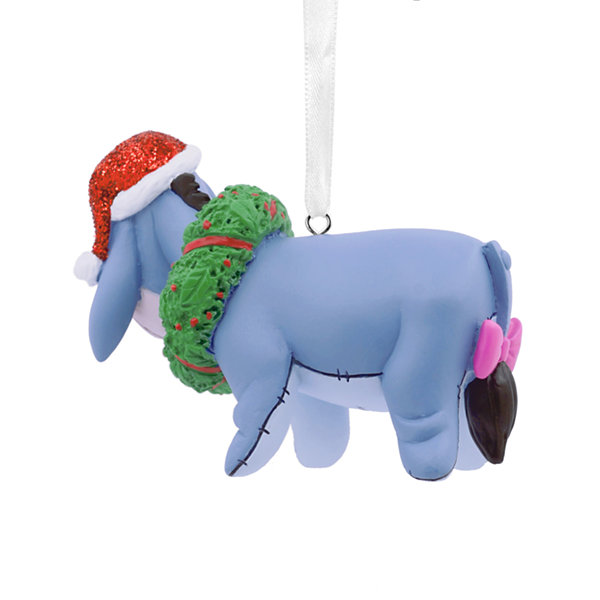 Hallmark Eeyore Christmas Ornament
