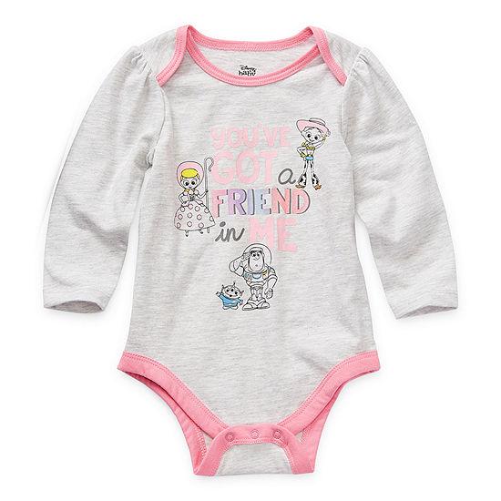 Okie Dokie Baby Girls Toy Story Bodysuit
