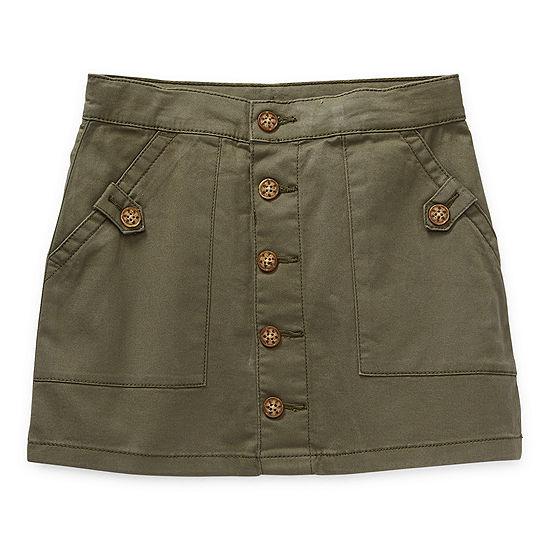 Arizona Little & Big Girls A-Line Skirt