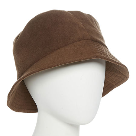 1960s Men's Clothing Arizona Unisex Adult Bucket Hat One Size  Brown $13.50 AT vintagedancer.com