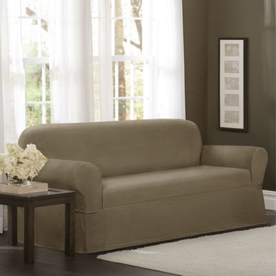 Maytex Smart Cover™ Stretch Torre Loveseat Slipcover