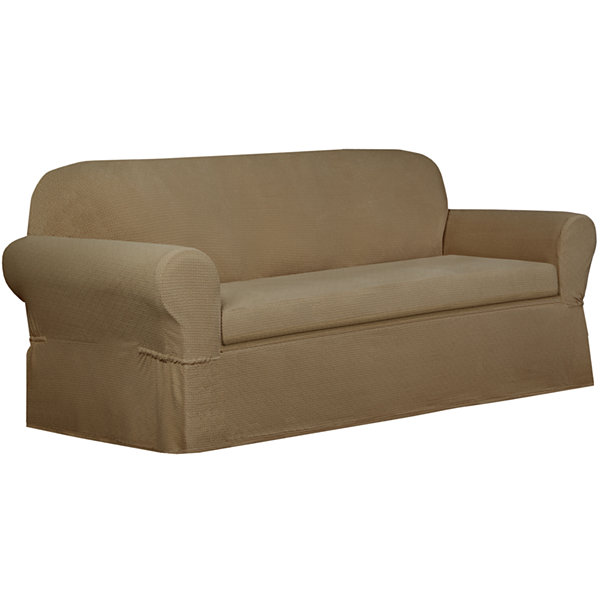 Maytex Smart Cover™ Stretch Torre 2-pc. Loveseat Slipcover