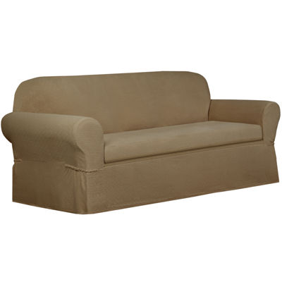 Maytex Smart Cover™ Stretch Torre 2-pc. Sofa Slipcover