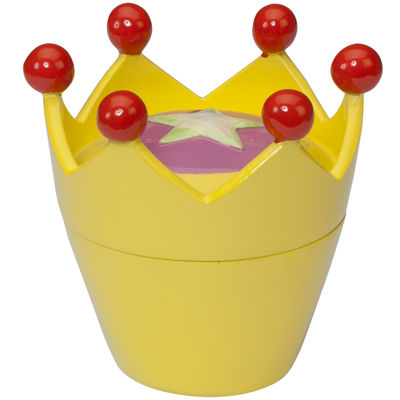 Creative Bath™ Faerie Princesses Covered Jar
