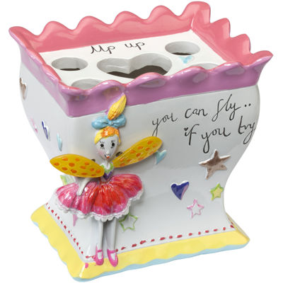 Creative Bath™ Faerie Princesses Toothbrush Holder