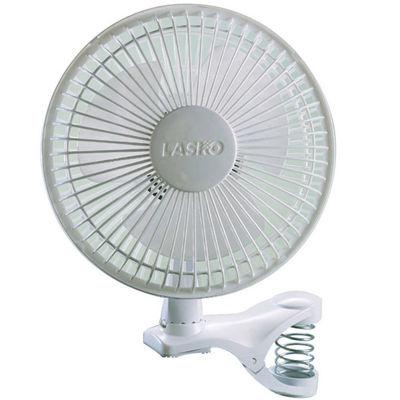 """Lasko® 6"""" Clip Fan"""