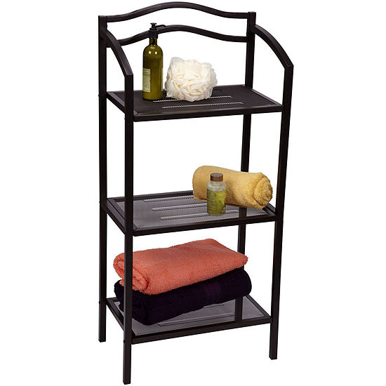 Household Essentials Freestanding 3 Tier Shelf
