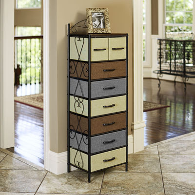 Household Essentials® 8-Drawer Tower