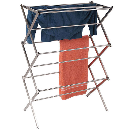 Household Essentials® Folding X-Frame Clothes Dryer - JCPenney