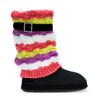 Muk Luks Womens Fiona Slippers