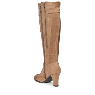 A2 by Aerosoles Log Role Womens Riding Boots