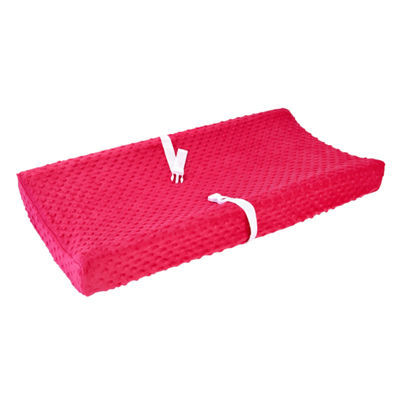 Carter's Changing Pad Cover - Magenta