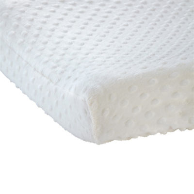 Carters Changing Pad Cover- Ecru