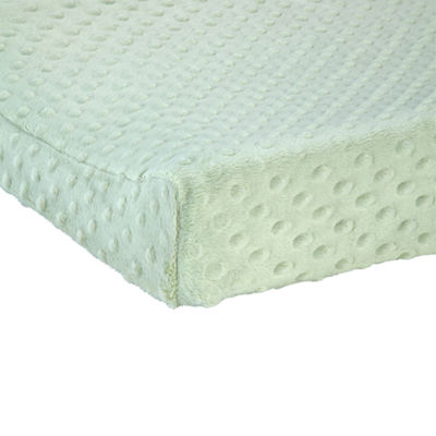 Carters Changing Pad Cover-Sage
