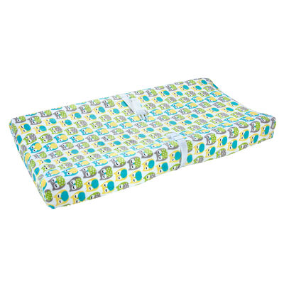 Carters Changing Pad Cover-Owl