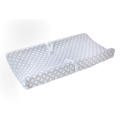 Carters  Changing Pad Cover Grey