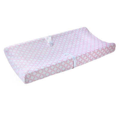 Carters Changing Pad Cover- Pink