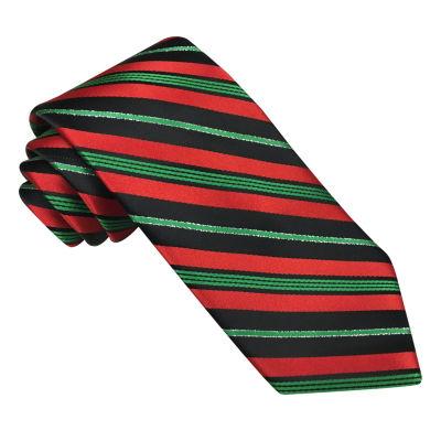 Hallmark® Candy Cane Stripe Tie - Extra Long