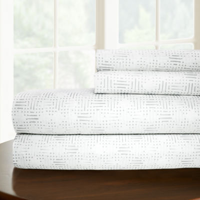 Microfiber Easy Care Wrinkle Resistant Sheet Set