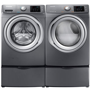 Samsung ENERGY STAR® 4.2 cu. ft. High-Efficiency Front-Load Washer