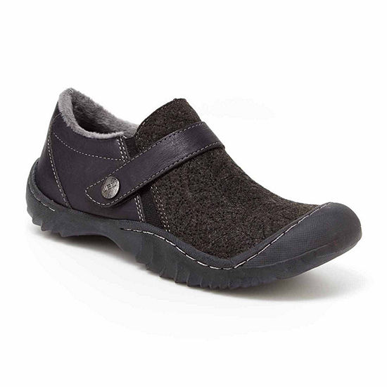 J Sport By Jambu Womens Blakely Slip-On Shoe Round Toe