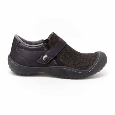 J Sport By Jambu Womens Blakely Slip-On Shoes Pull-on Round Toe