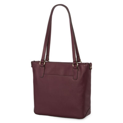 Liz Claiborne Constance Shopper Shoulder Bag