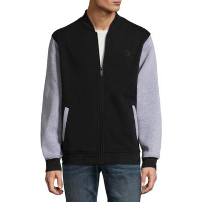 Akademiks Long Sleeve Baseball Jacket