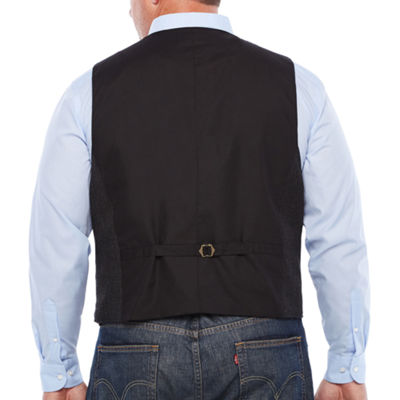 Stafford Merino Wool Vests-Big and Tall Fit