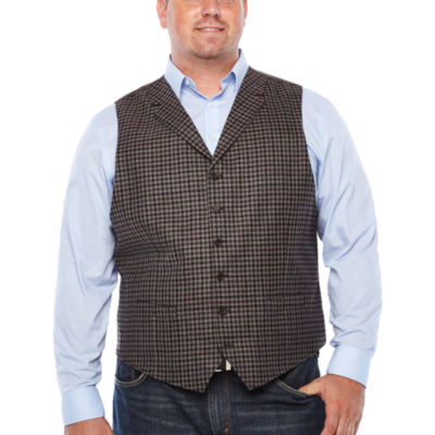 Stafford Merino Wool Vests-Big and Tall