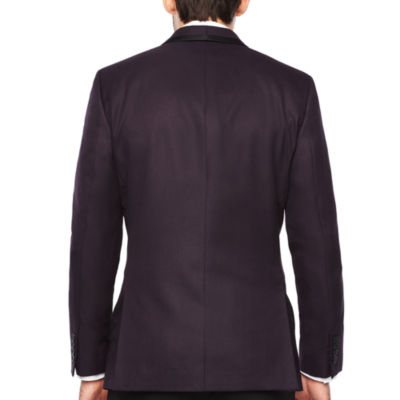 J.Ferrar Slim Fit Woven Sport Coat - Slim
