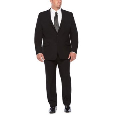 Van Heusen Classic Fit Stretch Suit Jacket-Big and Tall