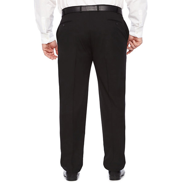 Van Heusen Stretch Classic Fit Suit Pants - Big and Tall