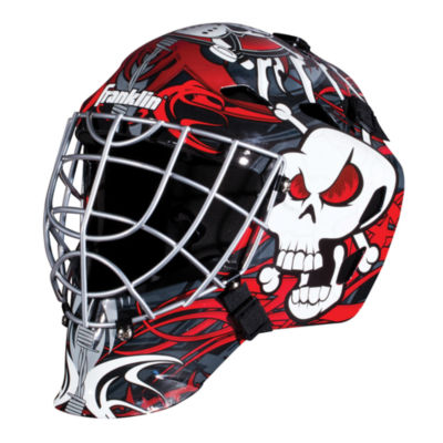 Franklin Sports GFM 1500 Reaper Goalie Face Mask