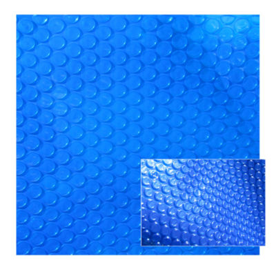 Blue Wave Rectangular 12-mil Solar Blanket for InGround Pools