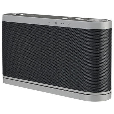 iLive Platinum ISWF576 Bluetooth Wi-Fi Speaker with Rechargeable Battery