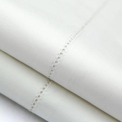 Malouf Woven Artisan Italian 400 Thread Cotton Percale Sheet Set