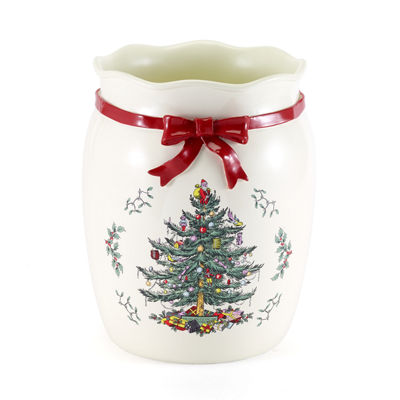 Avanti Spode Christmas Tree Waste Basket