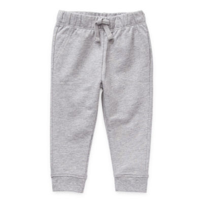 Okie Dokie Baby Boys Cuffed Pull-On Pants