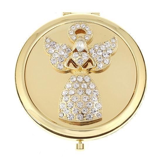 Monet Jewelry Angel Compact Mirror