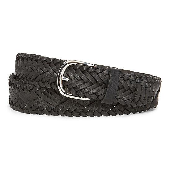 Mixit Braided Womens Belt