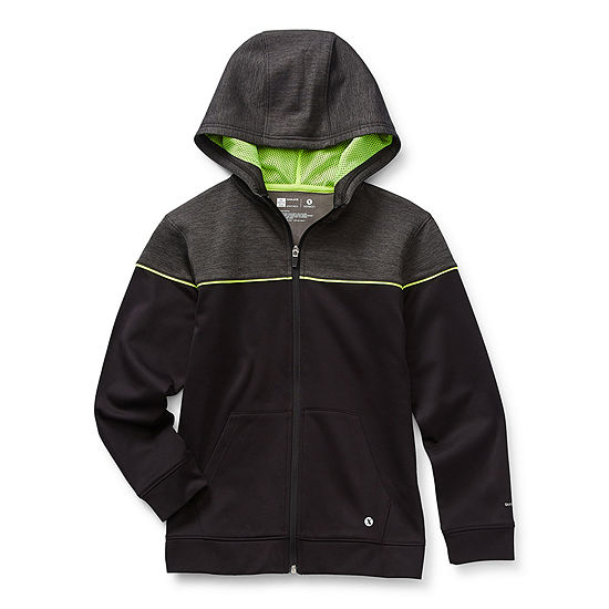 Xersion Performance Fleece Little & Big Boys Hoodie