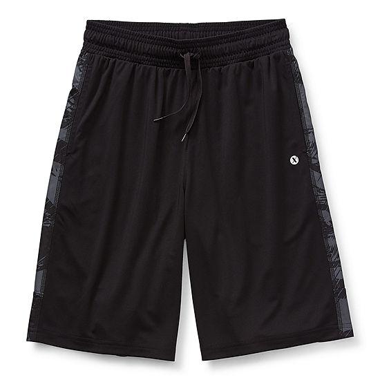 Xersion Little & Big Boys Adjustable Waist Basketball Short