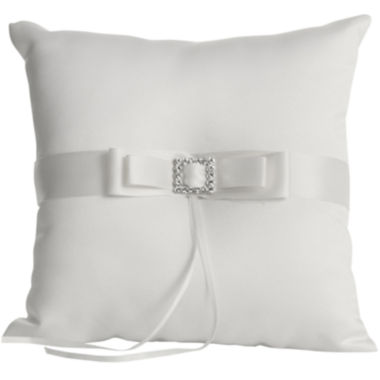 Ivy Lane Design™ Crystal Elegance Ring Bearer Pillow