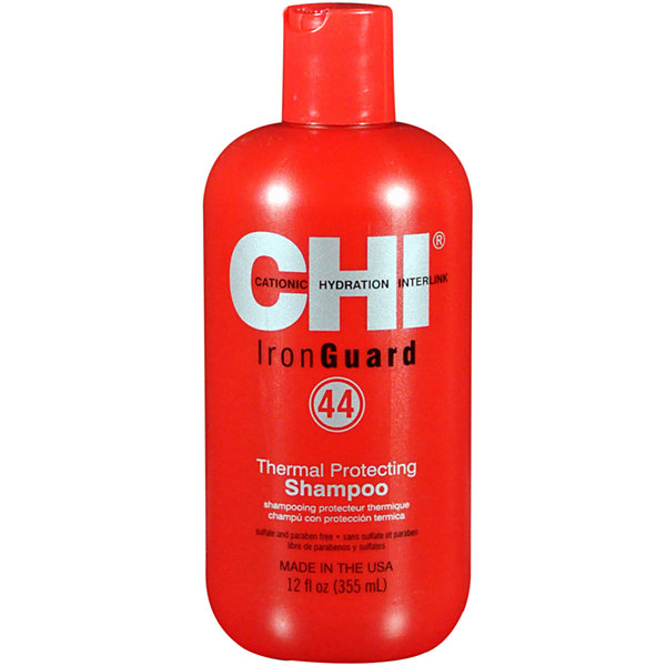 CHI® Iron Guard 44 Thermal Protecting Shampoo - 12 oz.